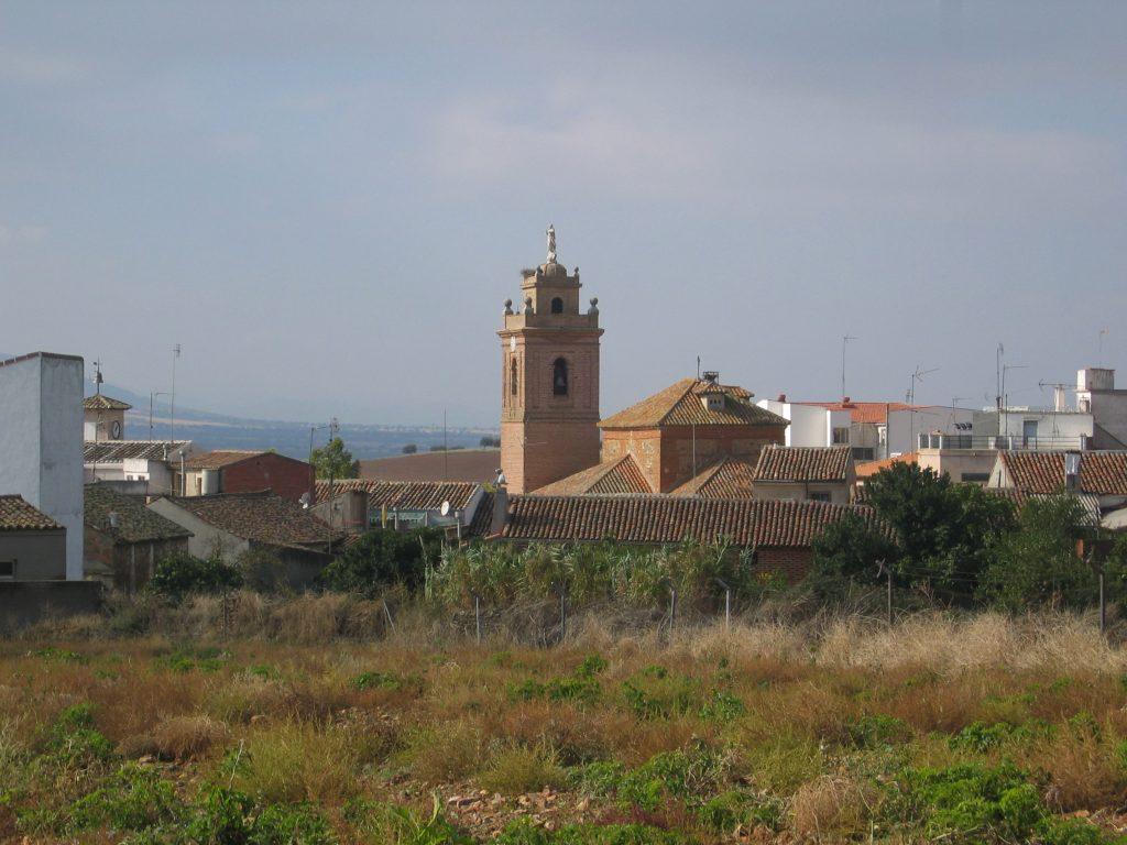 Torre de la iglesia de Los Navalucillos